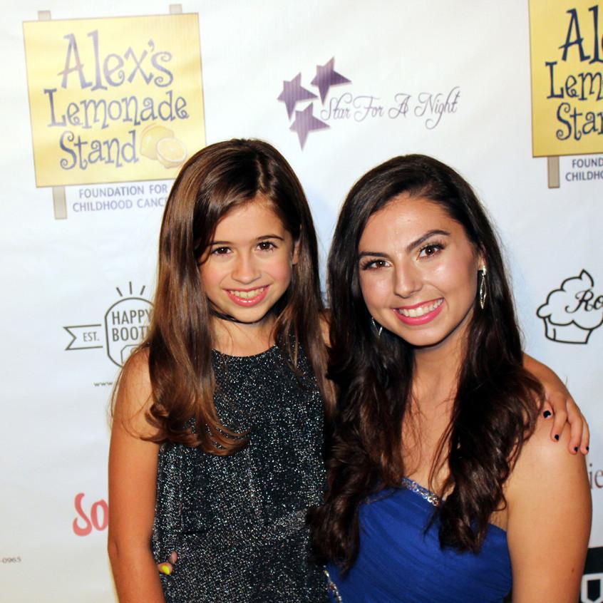 Tessa Espinola and Taylor Hay