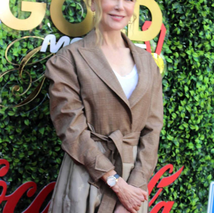 Nicole Kidman- Actress...