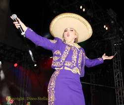 Alicia Villarreal - Mexican Music Artist