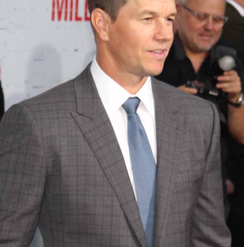 Mark Wahlberg- Cast of Mile 22
