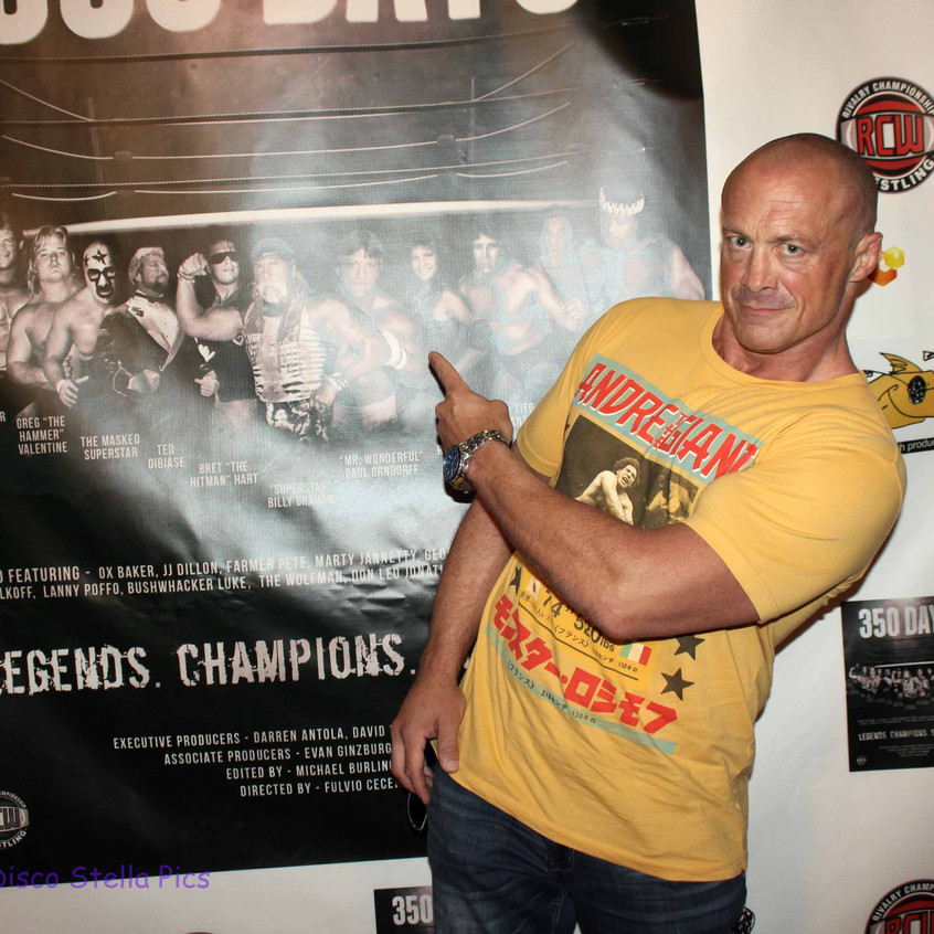 Paul Lazenby- Actor-Professional Wrestler-Stuntman  1