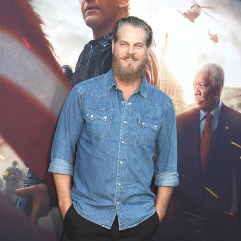Brian Van Holt - Actor - Den of Thieves.