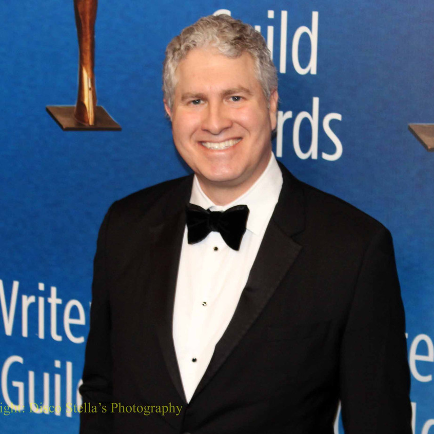 Eric Tuchman- Television Producer..