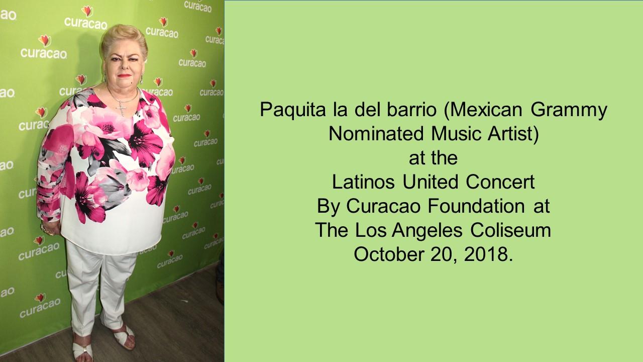 Paquita -Copyright Disco Stella's Photog
