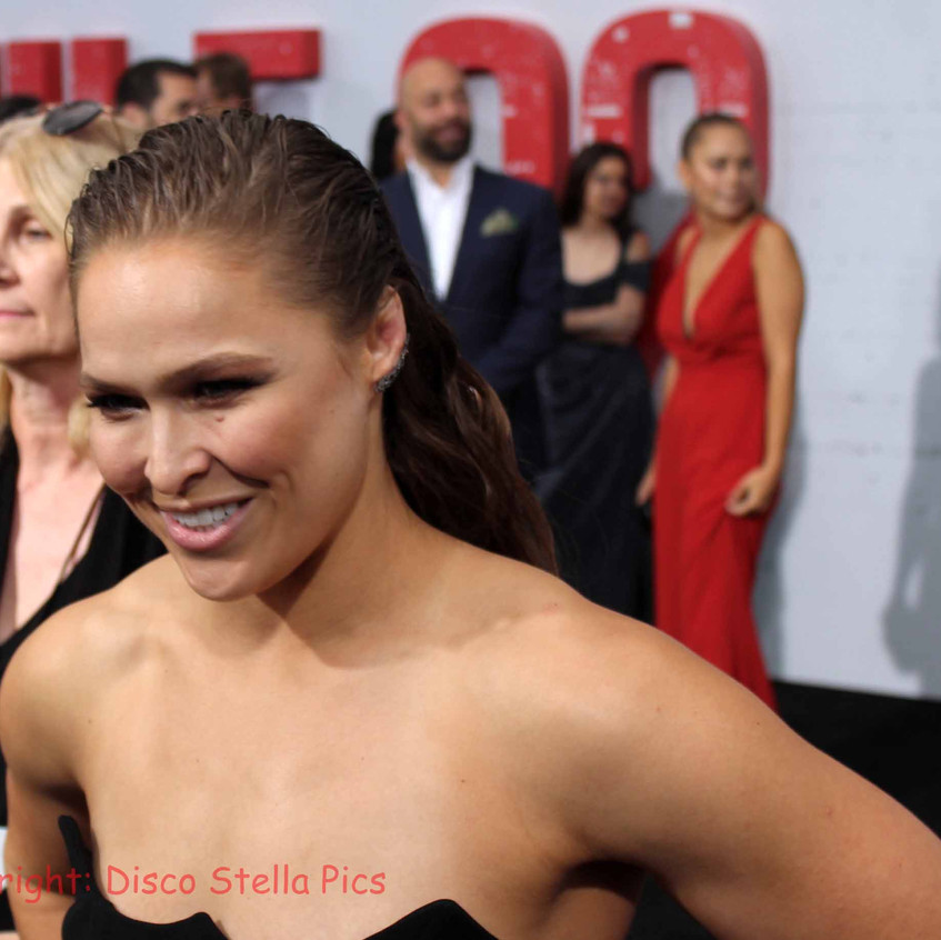 Ronda Rousey - Interview