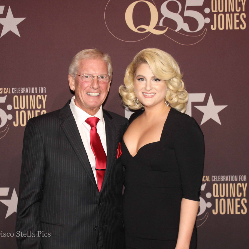 Meghan Trainor - Singer with Father on t