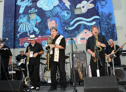 """Ritchie Valens Foundation gets """"Lets Go Rock & Roll"""" Day in honor of Ritchie Valens."""