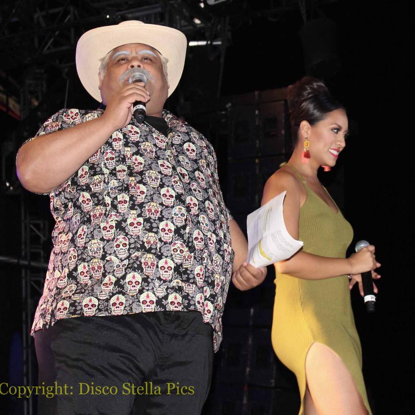 Don Cheto and Nitzia Chama