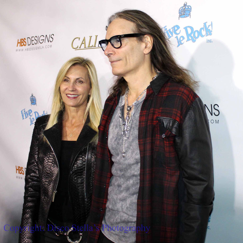 Steve Vai and Guest