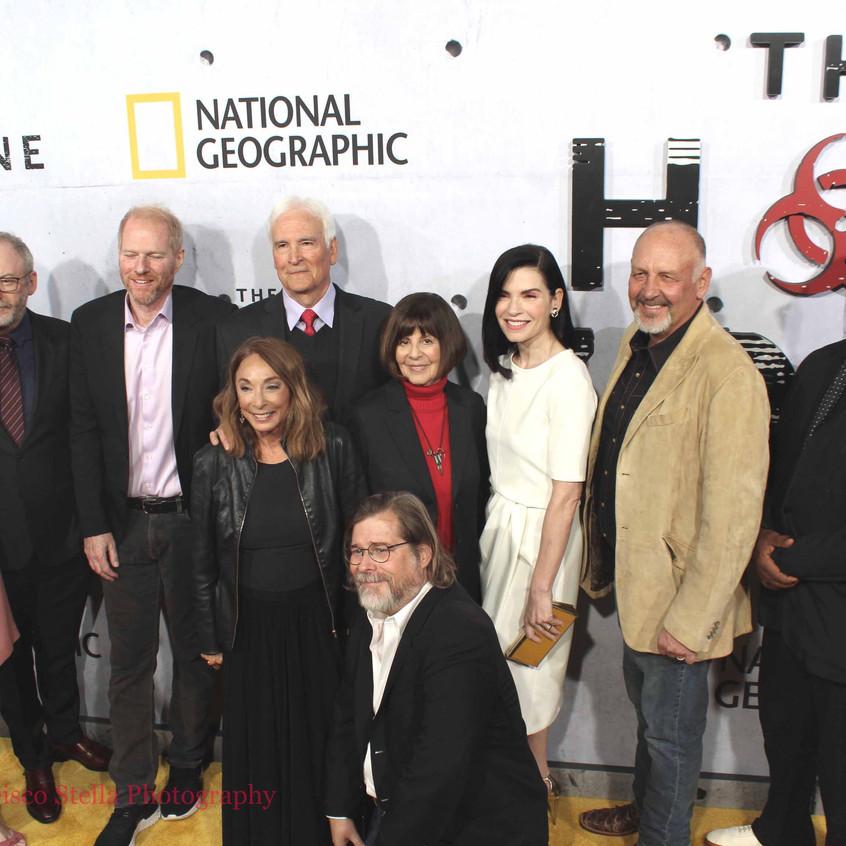 Casts and Executive Directors