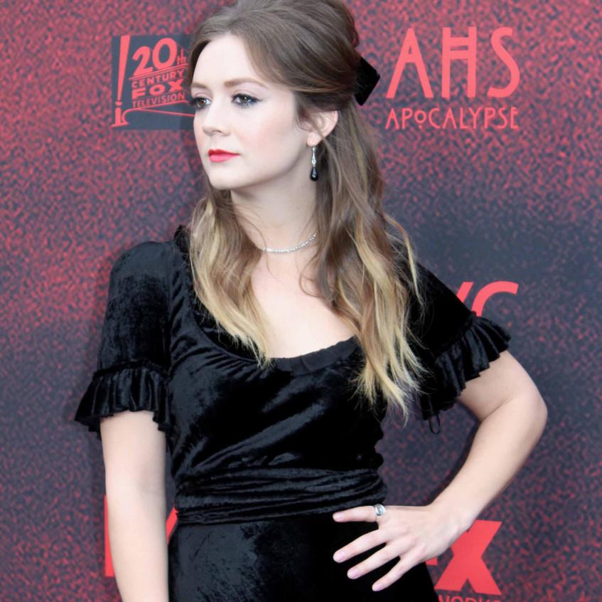 BillieLourd -Actress - Cast...