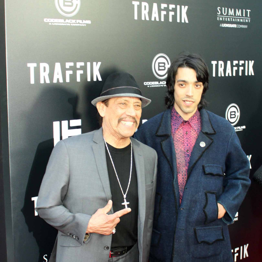 Danny and Gilbert Trejo - Actors
