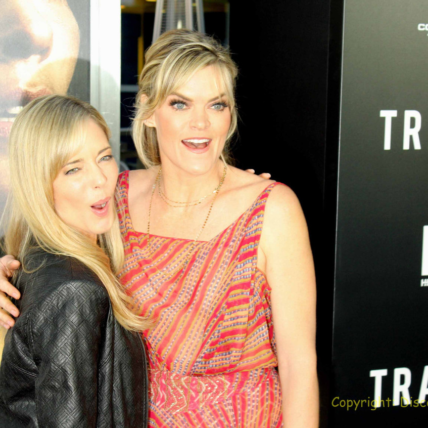 Missi Pyle - Traffik Cast Actress with guest