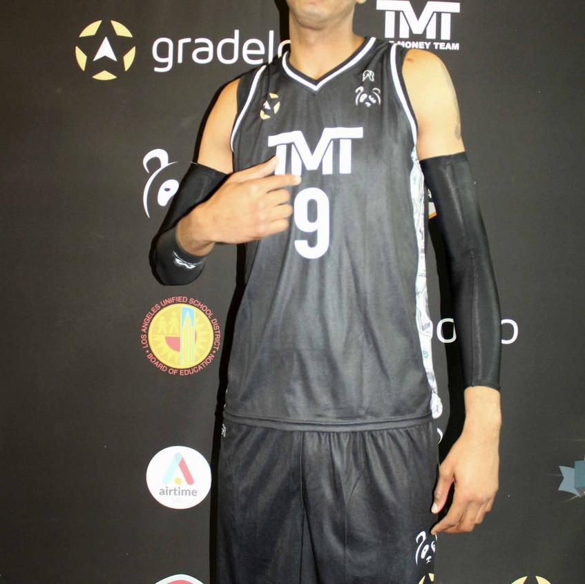 Rashid Byrd - Basketball Player 2