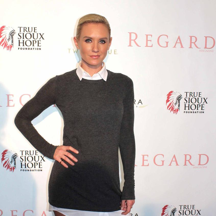Nicky Whelan- Actress