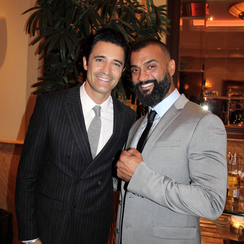 Gilles Marini - Actor and Guest