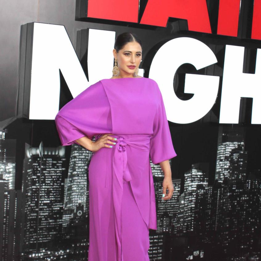 Nargis Fakhri- Actress..