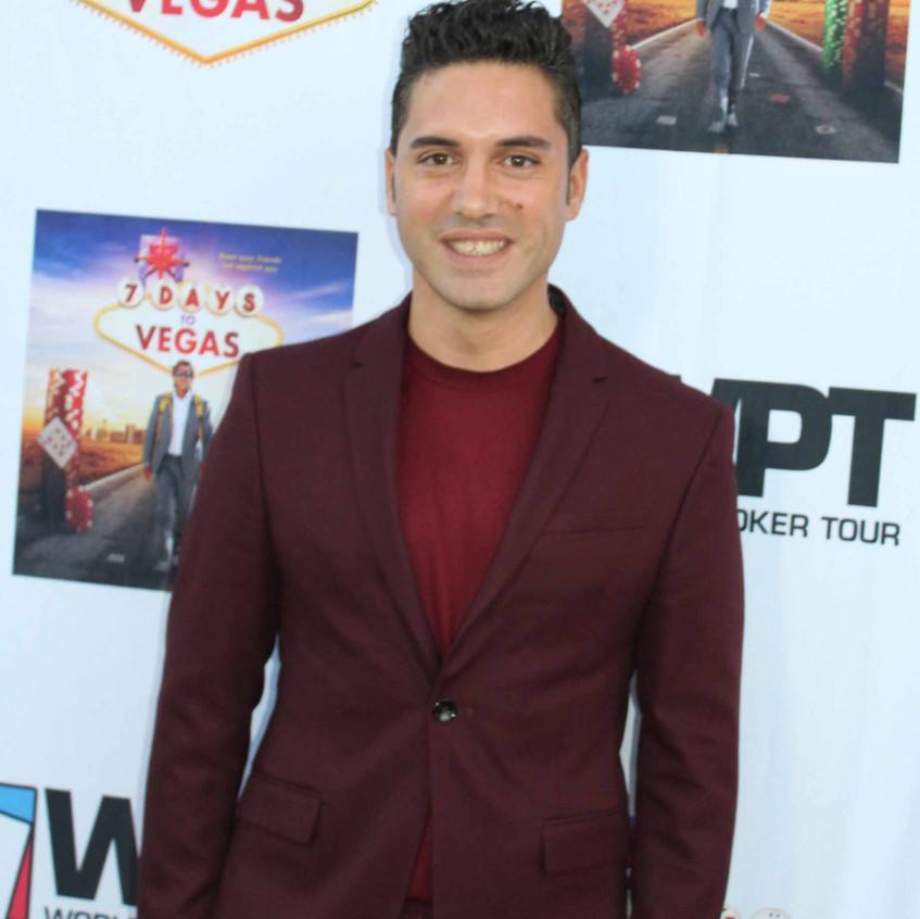 Eduardo Lezcano- Actor- Cast