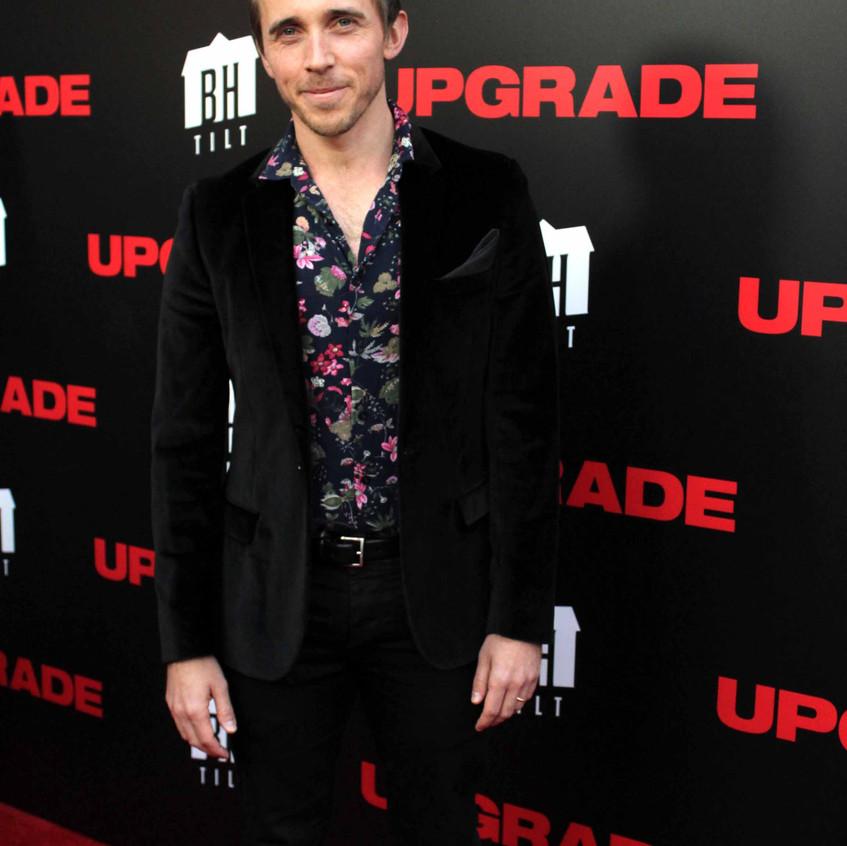 Benedict Hardie- Actor- Cast of UPGRADE