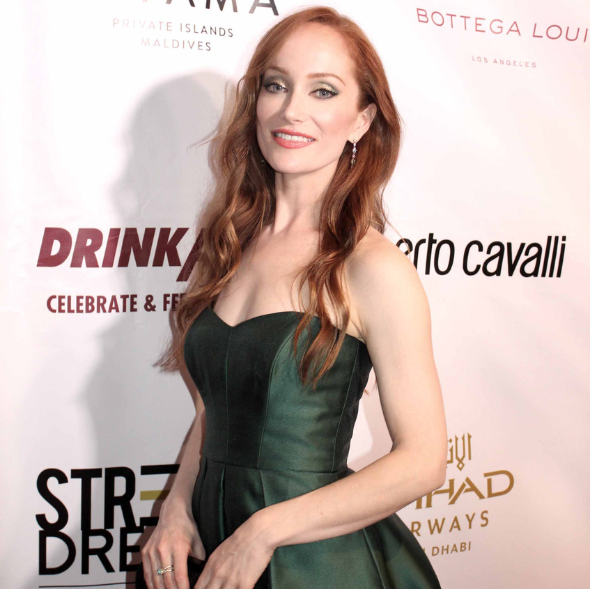 Lotte Verbeek - Actress on the red carpe