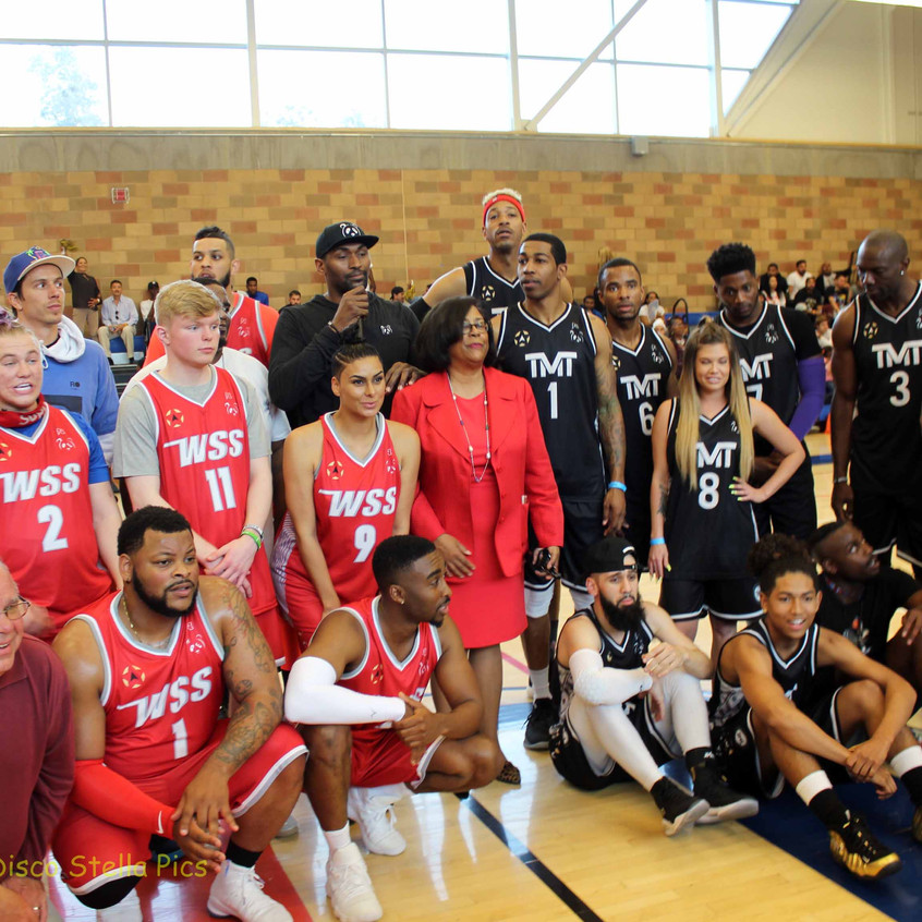 The teams