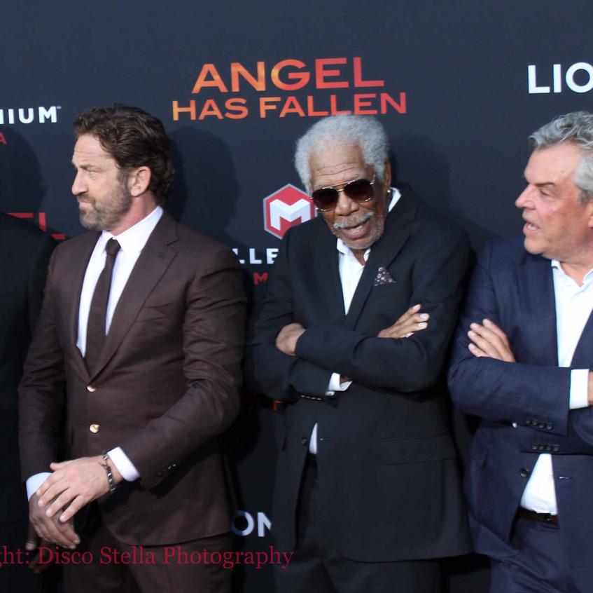 Casts - Angel Has Fallen ...