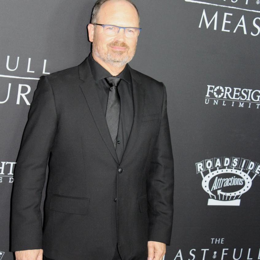 Todd Robinson- Director - Writer
