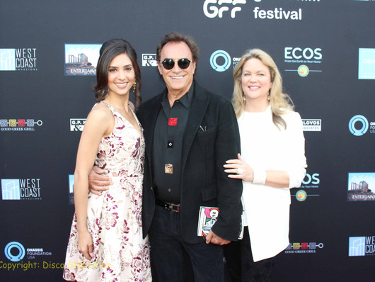 """12th Annual Los Angeles Greek Film Festival features film """"Smuggling Hendrix"""" and others."""