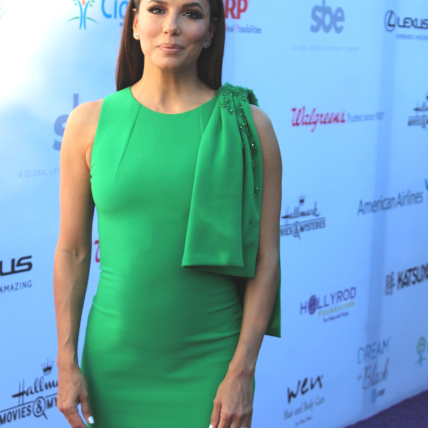 Eva Longoria- Honoree- Hollyrod Humanita