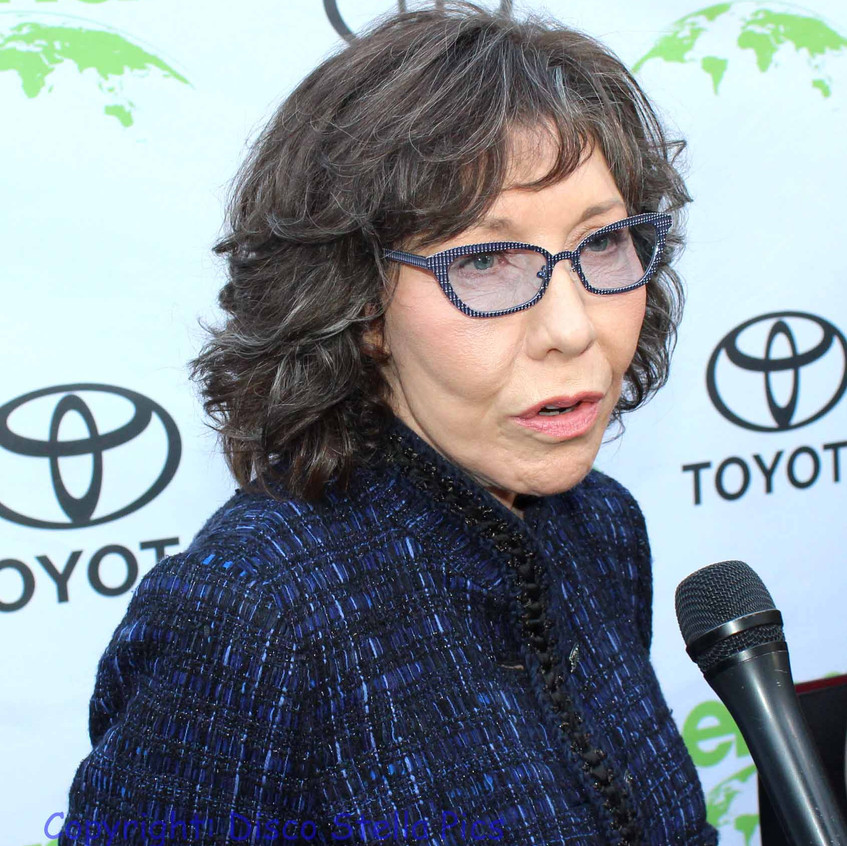 Lily Tomlin- Actress - Comedian 2