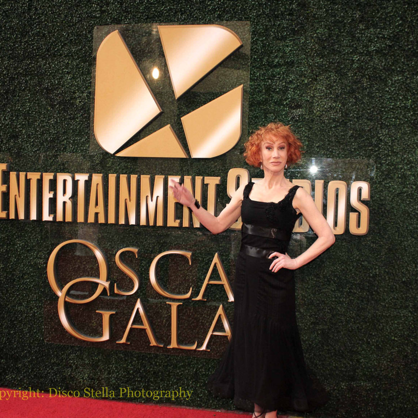Kathy Griffin- Comedian...