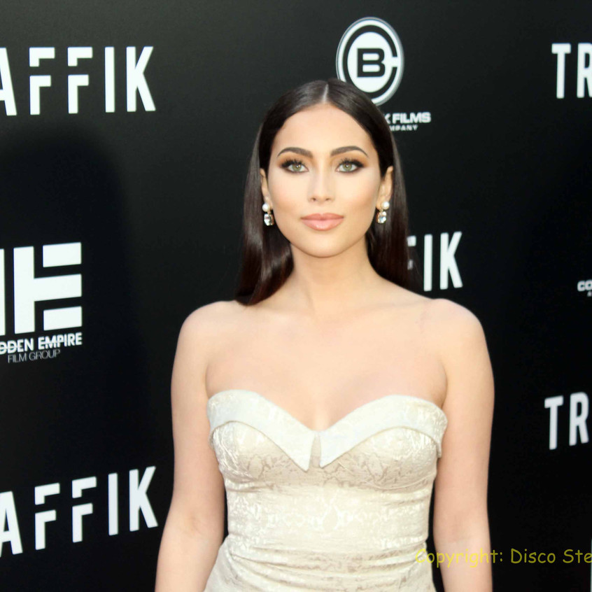 Priscilla Quintana- Actress 1