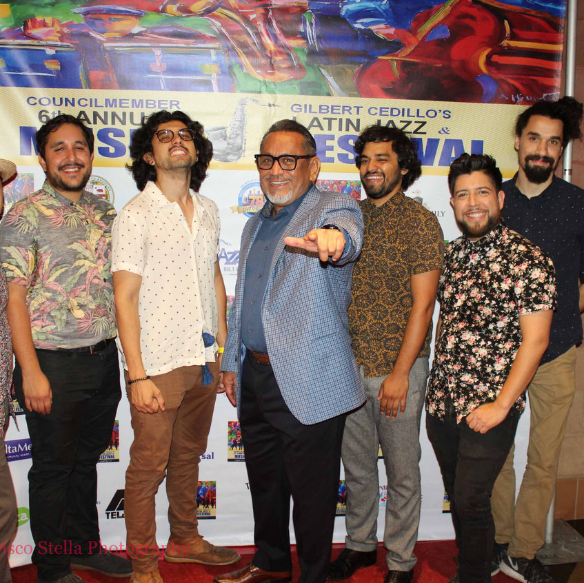 QuitaPenas Tropical Afro-Latin Combo wit