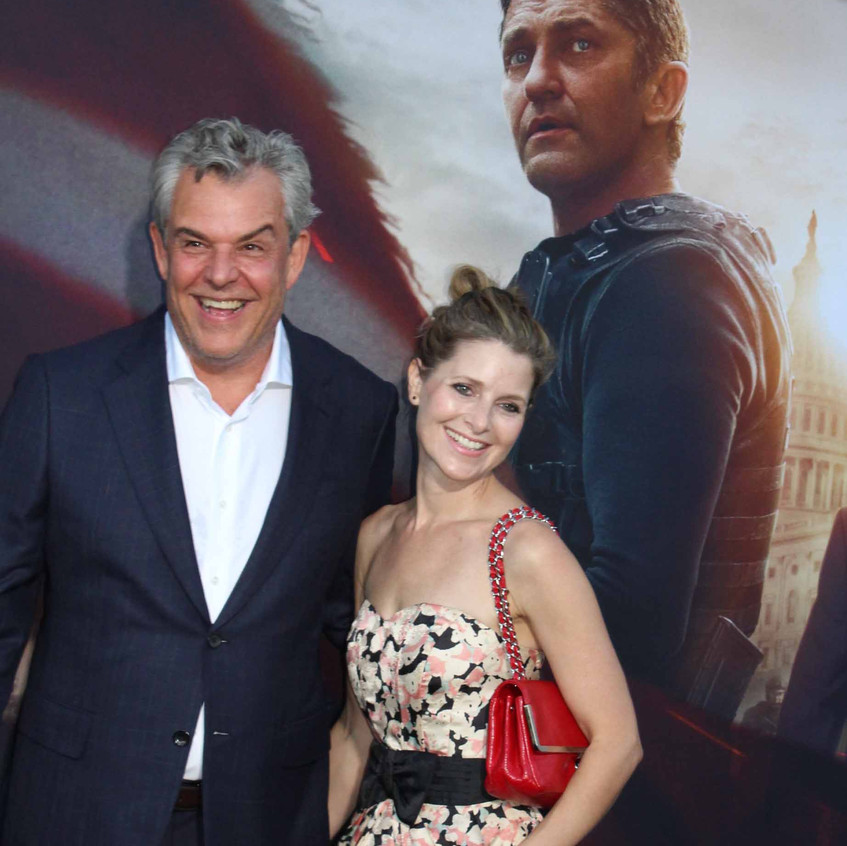 Danny Huston - Actor- Cast with guest...