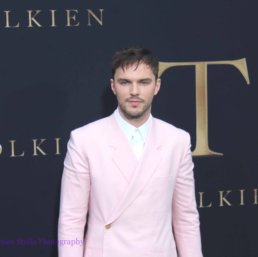 Nicolas Hoult - Actor