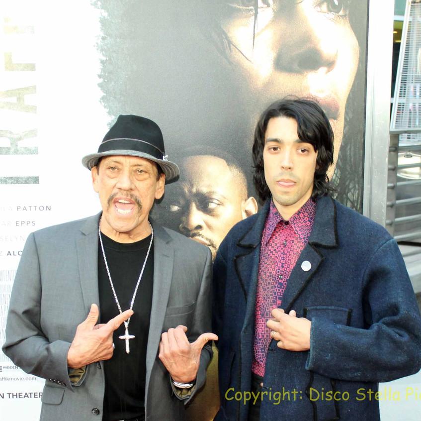 Danny and Gilbert Trejo - Actors 1