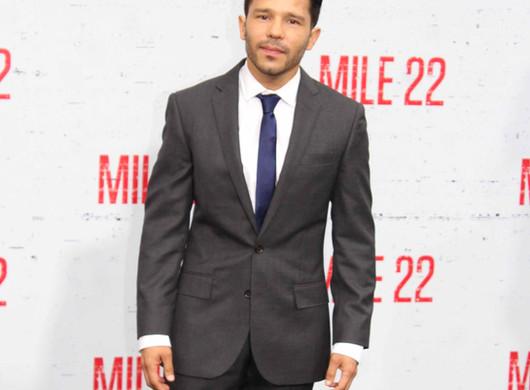 Mile 22 Los Angeles movie premiere features Mark Wahlberg.