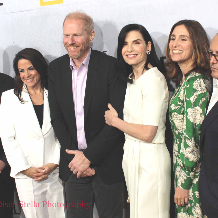 Noah Emmerich and Julia Marqulies and Ex