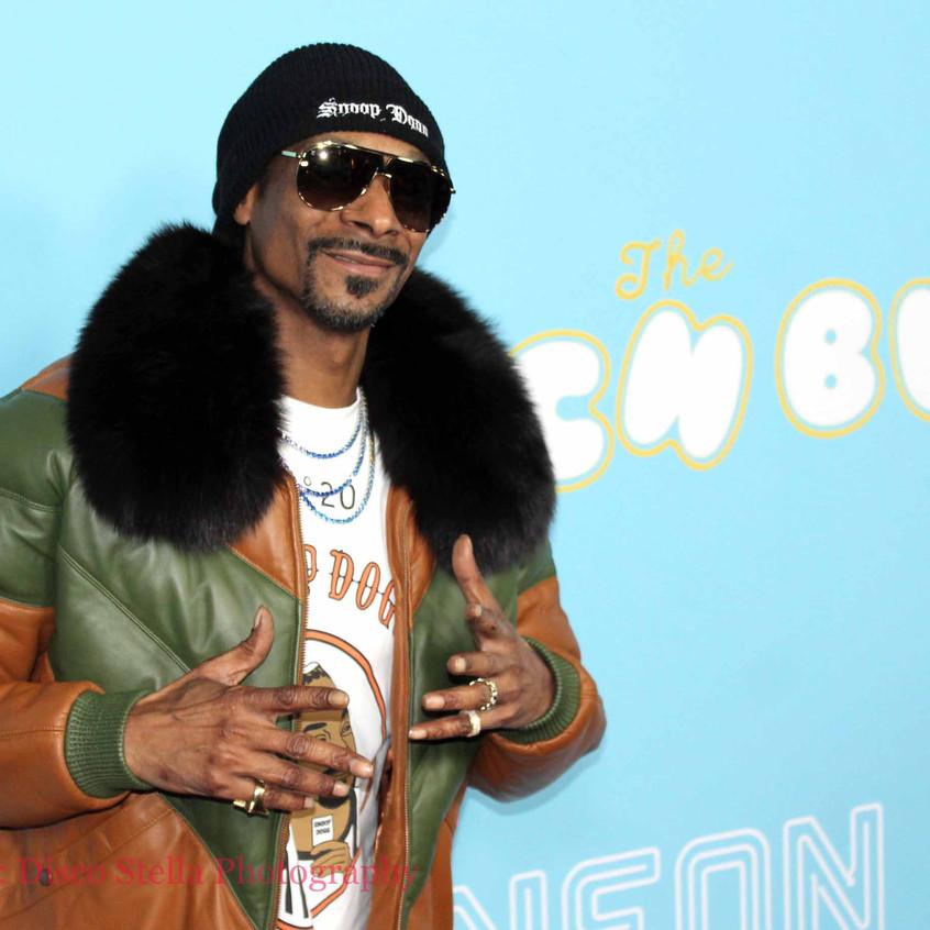 Snoop Dog - Rapper - Cast
