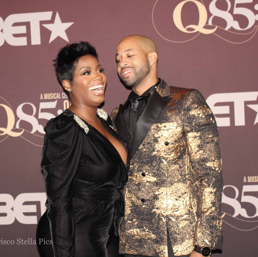 Fantasia Barrino - Singer  and Kendall T