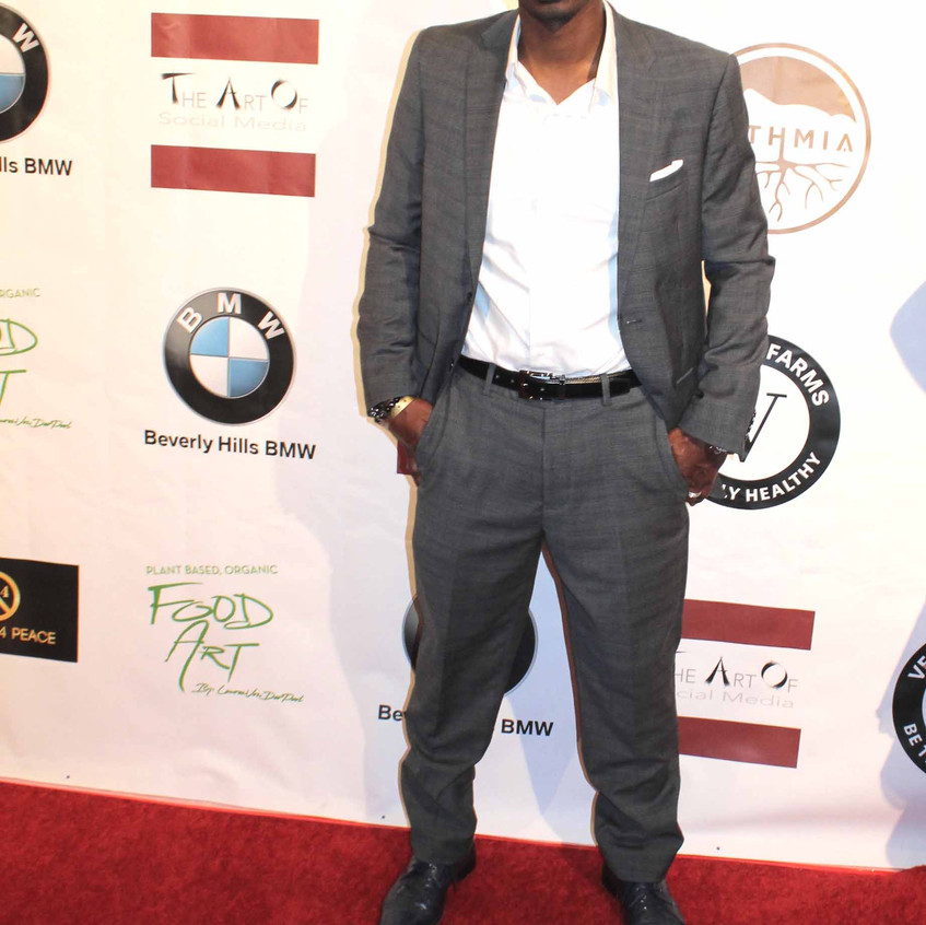 Melvin Jackson Jr. -Emmy Nominee Actor