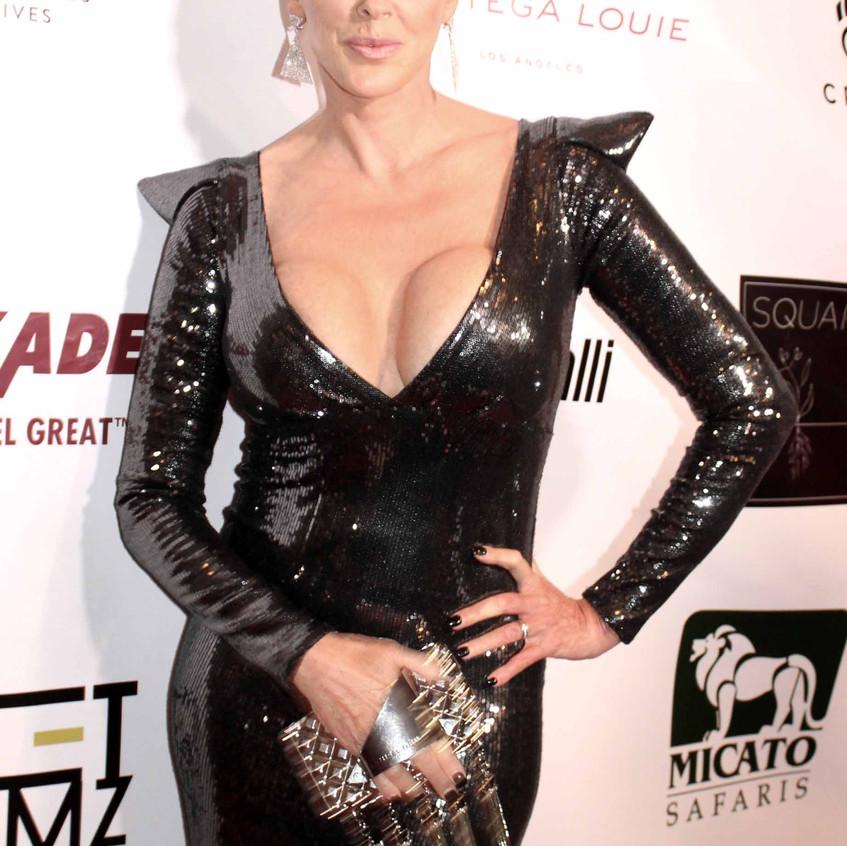 Brigitte Nielson - Actress