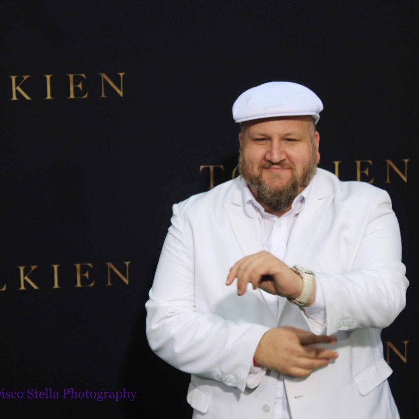 Stephen Kramer Glickman  -Actor