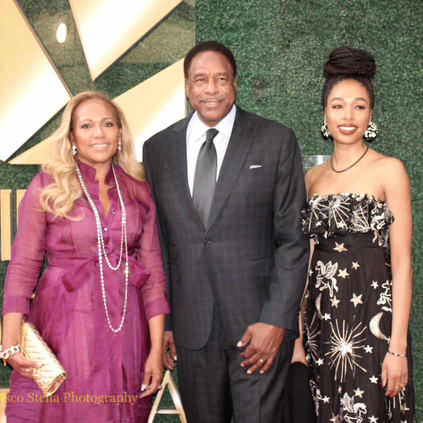 Dave Winfield- Former Baseball Player wi