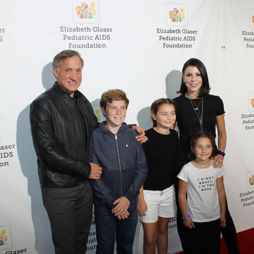 Heather & Terry Dubrow & Family