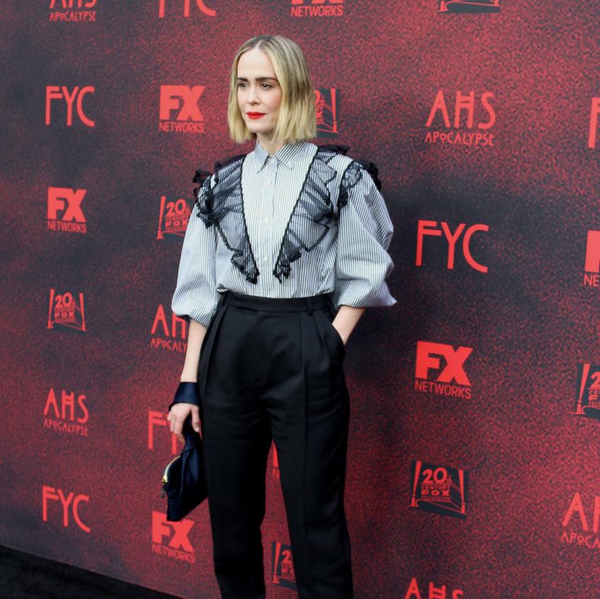 Sarah Paulson- Director - Actress- Cast.
