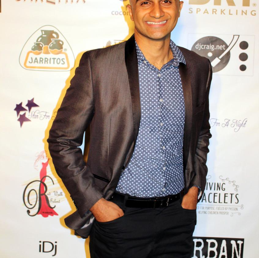Usman Ally- Actor