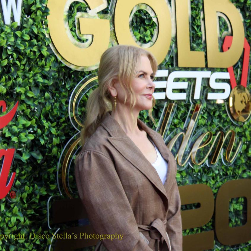 Nicole Kidman- Actress.........1