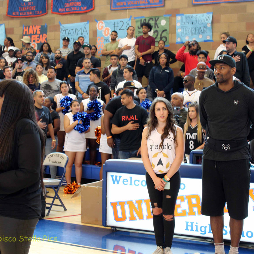 Metta World Peace - Former Basketball Player - 5