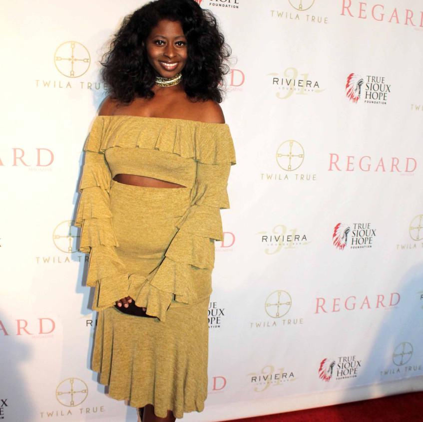 Leontine Abdullah- Celebrity Fashion Designer
